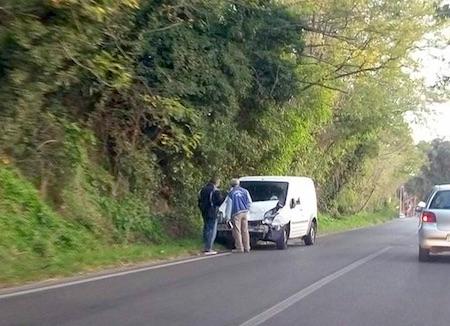 Grottaferrata - Ancora un investimento su via Santovetti, a farne le spese un bambino di 6 anni trasportato d'urgenza in