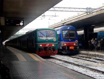 Guasto tecnico a Roma Termini: trasporto regionale nel caos