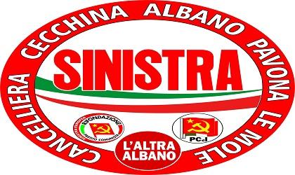 Risultati immagini per lista sinistra mamilio albano