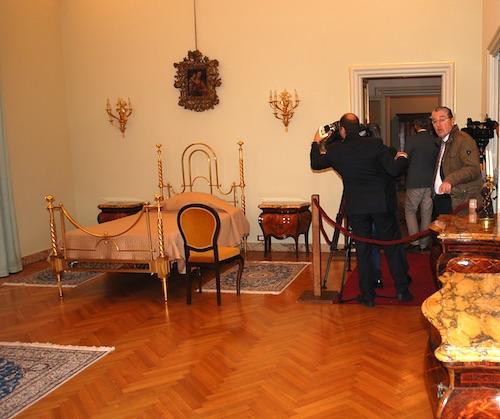 Castel Gandolfo: le stanze del papa diventano museo