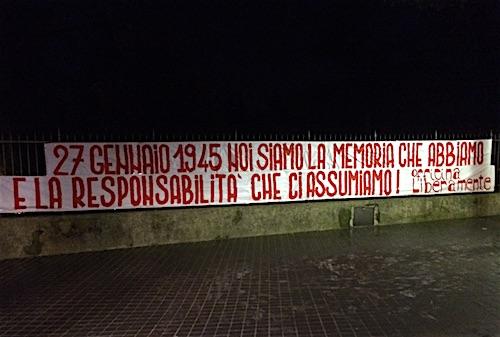 Shoah, tante le iniziative in Abruzzo per il Giorno della Memoria