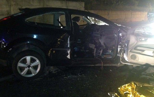 Incidente stradale a Ciampino: morto 29enne, due feriti gravi