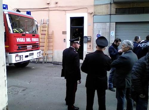 Velletri: violenta esplosione in uno studio medico. Tre feriti in ospedale