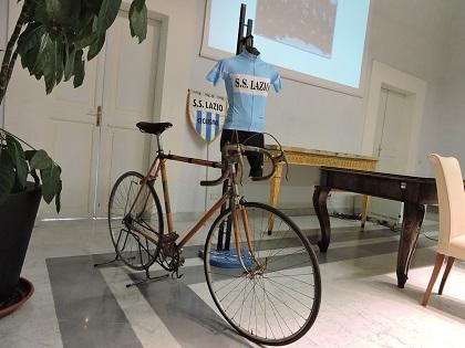 Frascati Giro Ditalia Presentato Il Libro Su Fausto Coppi In