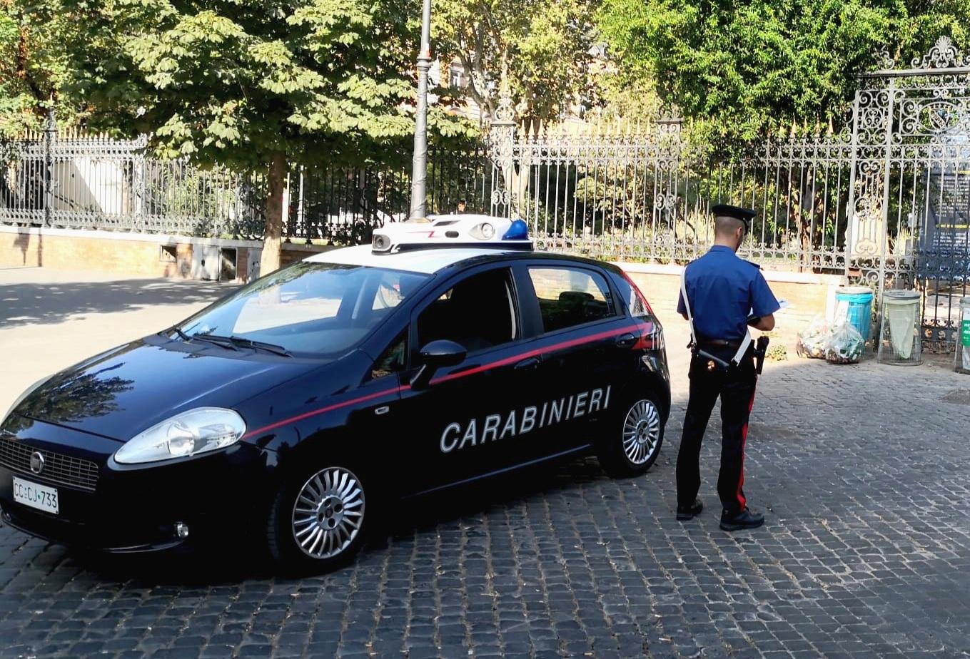 La richiesta di aiuto ai Carabinieri mette fine all'incubo di una donna  dopo l'ennesima violenza