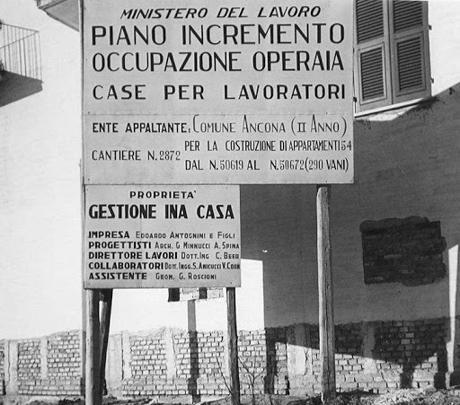 Storie Febbraio 1949 Parte Il Piano Ina Casa I 15 Anni Che Cambiarono L Italia