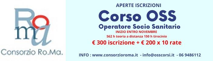 Consorzio Roma OSS ilmamilio