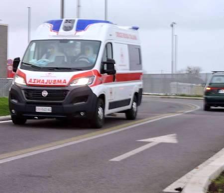 ambulanza covid aslrm6