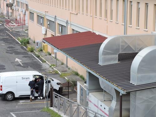 ospedaleAlbano lavori1 ilmamilio