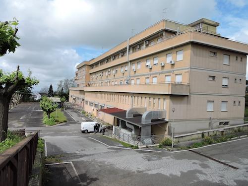 ospedaleAlbano lavori2 ilmamilio