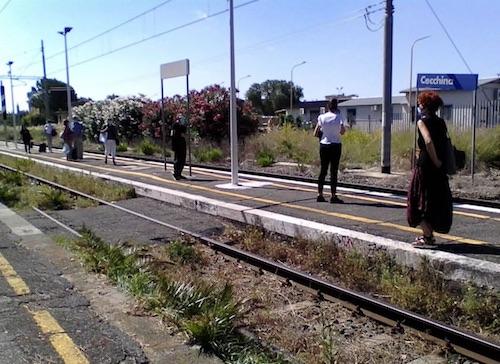 pendolari stazione cecchina ilmamilio