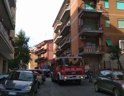 premium selection 5d387 b4ed2 Albano Laziale: paura per un incendio in un appartamento in ...