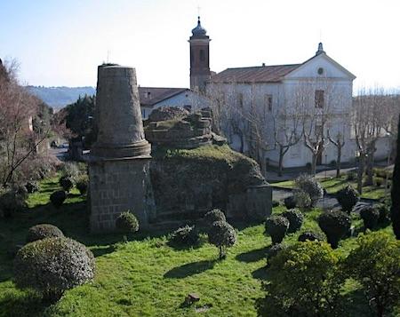 tomba orazi curiazi albano ilmamilio