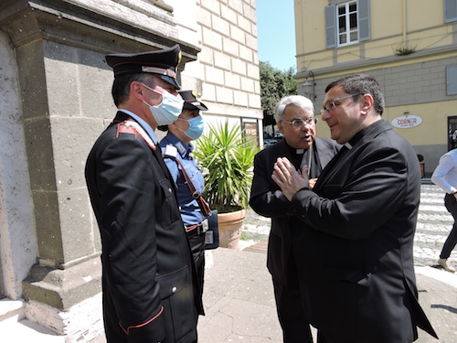 vescovo Viva4 albano ilmamilio