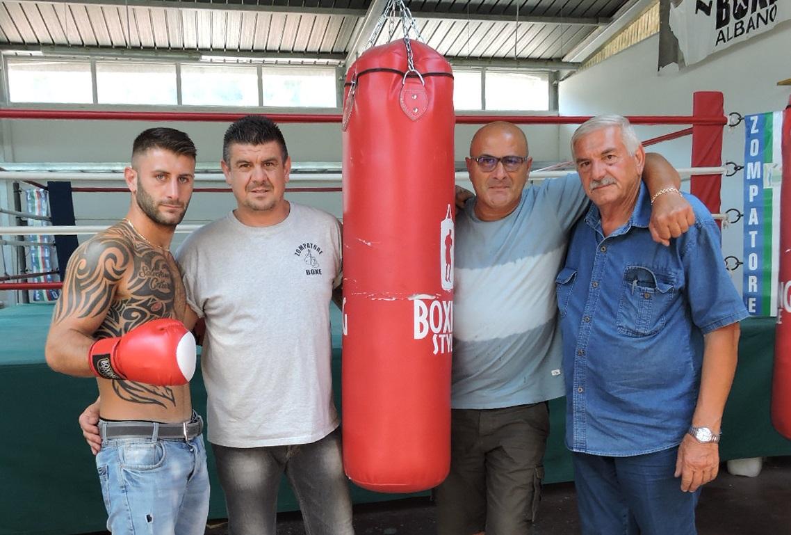 Ariccia, grande manifestazione di boxe tra Italia e Germania