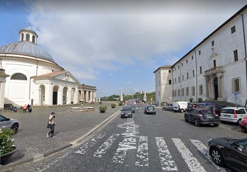 piazzadiCorte ariccia googlemaps ilmamilio