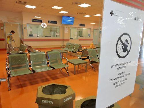 prontoSoccorso ospedaleCastelli ilmamilio