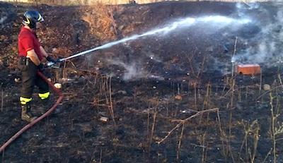 pompiere incendio ilmamilio