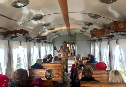 ferrovia museo colonna ilmamilio