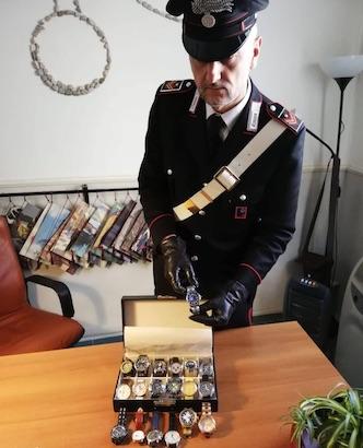 orologi carabinieri ilmamilio