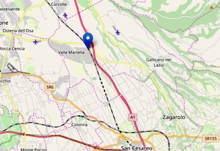 terremoto30 11 19 colonna ilmamili