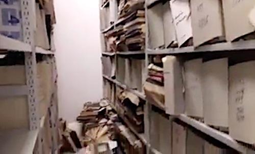 archivio comunale fiasco frascati ilmamilio