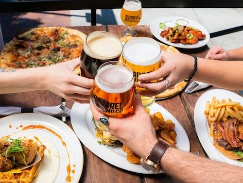 beer street food ilmamilio