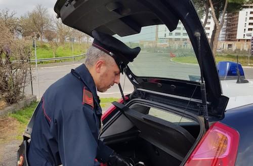 carabinieri controlli3 frascati ilmamilio