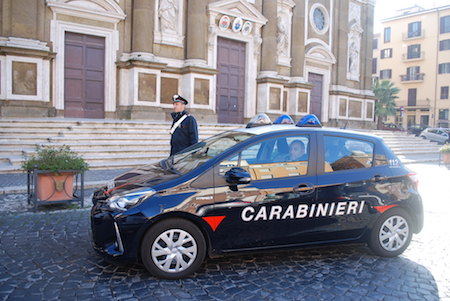 carabinieri controlli7 frascati ilmamilio
