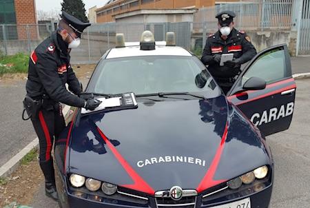 carabinieri covid19 ilmamilio