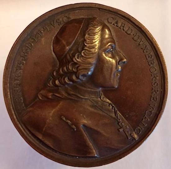 ducaYork medaglia1 frascati ilmamilio