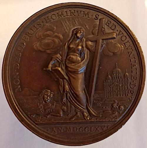 ducaYork medaglia2 frascati ilmamilio