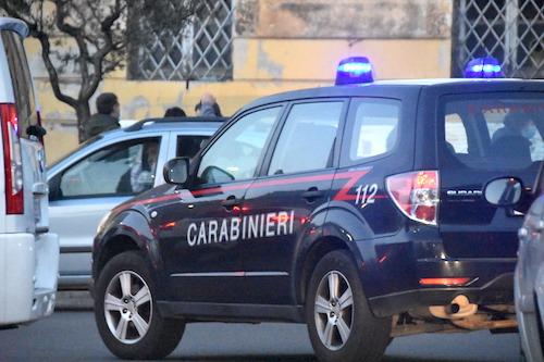frascati caos5 carabinieri ilmamilio
