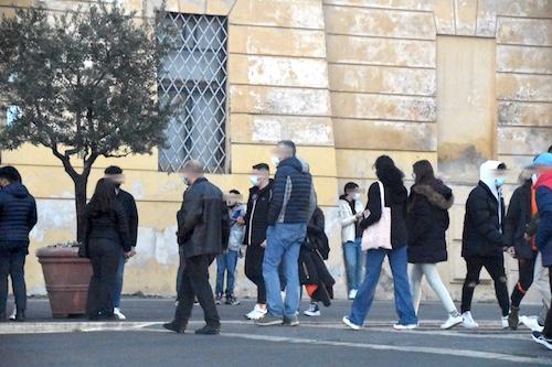 frascati caos7 carabinieri ilmamilio