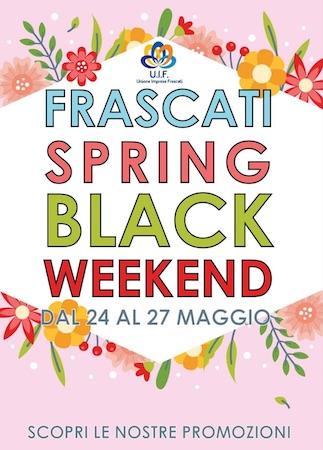 frascati spring black ilmamilio