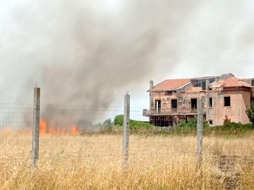 incendio viaCollePizzuto6 ilmamilio