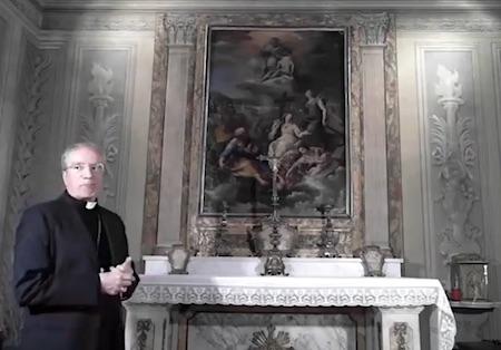 martinelli cappella ilmamilio
