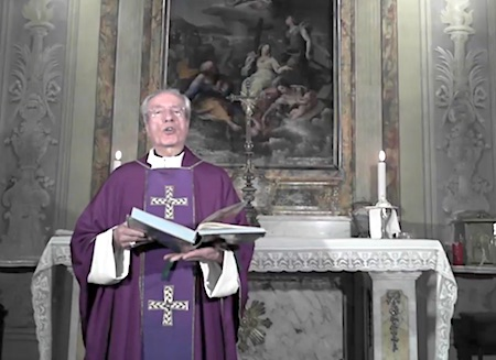 messa vescovo youtube ilmamilio