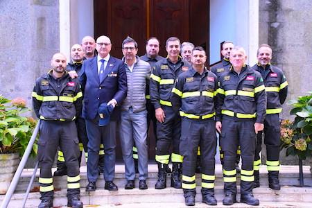 pompieri chiesa frascati2 ilmamilio