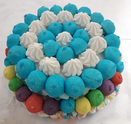 torta caramelle frascati ilmamilio1