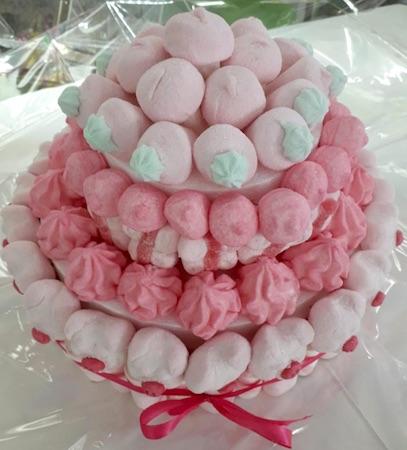 torta caramelle frascati4 ilmamilio