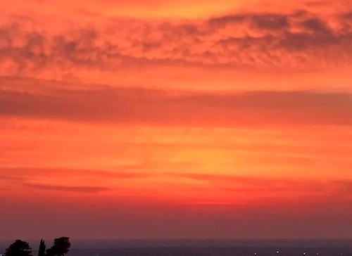 tramonto 200405 ilmamilio