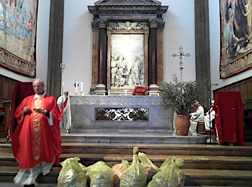 vescovo comunione frascati ilmamilio