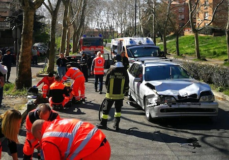 incidente1 genzano 190324 ilmamilio