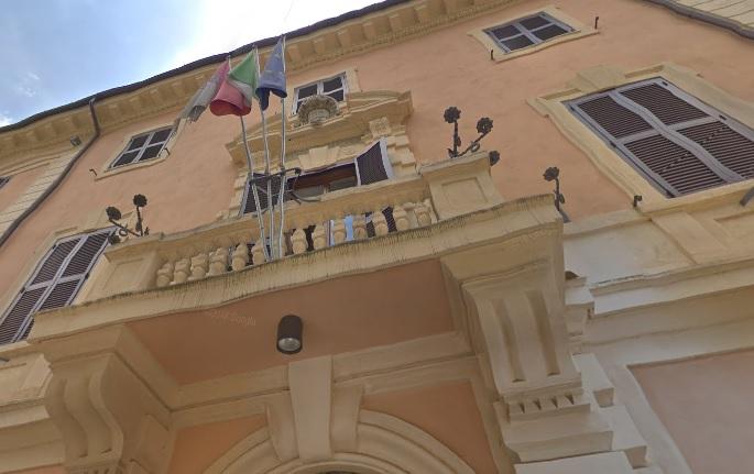 grottaferrata palazzo grutter