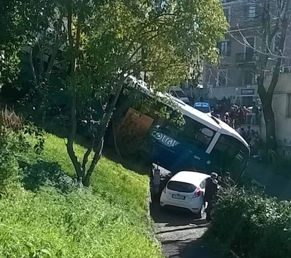 incidente cotral1 grottaferrata ilmamilio