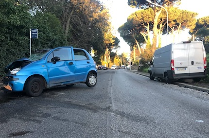incidente mortale grottaferrata 190406 ilmamilio