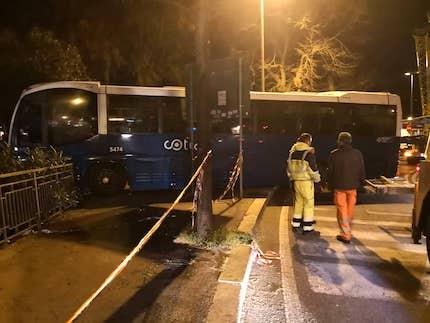 rimozione bus cotral2 grottaferrata ilmamilio