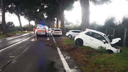incidente appia velletri 190118 ilmamilio