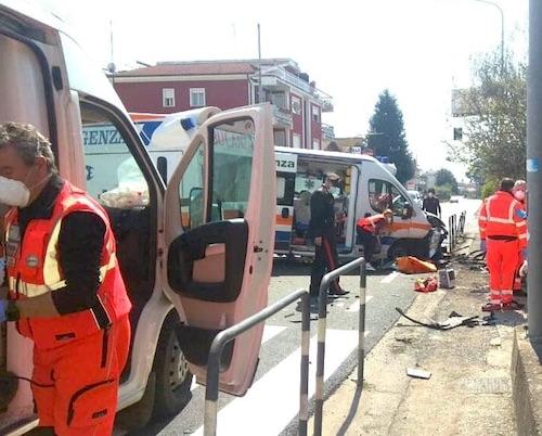 incidente ambulanza1 ilmamilio
